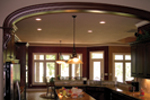 European House Plan Dining Room Photo 01 - 067S-0004 | House Plans and More