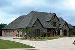 Ranch House Plan Front Photo 01 - 067S-0004 | House Plans and More