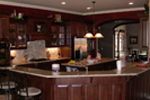 Contemporary House Plan Kitchen Photo 03 - 067S-0006 | House Plans and More