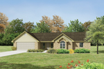 Ranch Has Traditional Style And Siding And Brick Exterior
