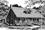 Spacious Farmhouse-Style Home