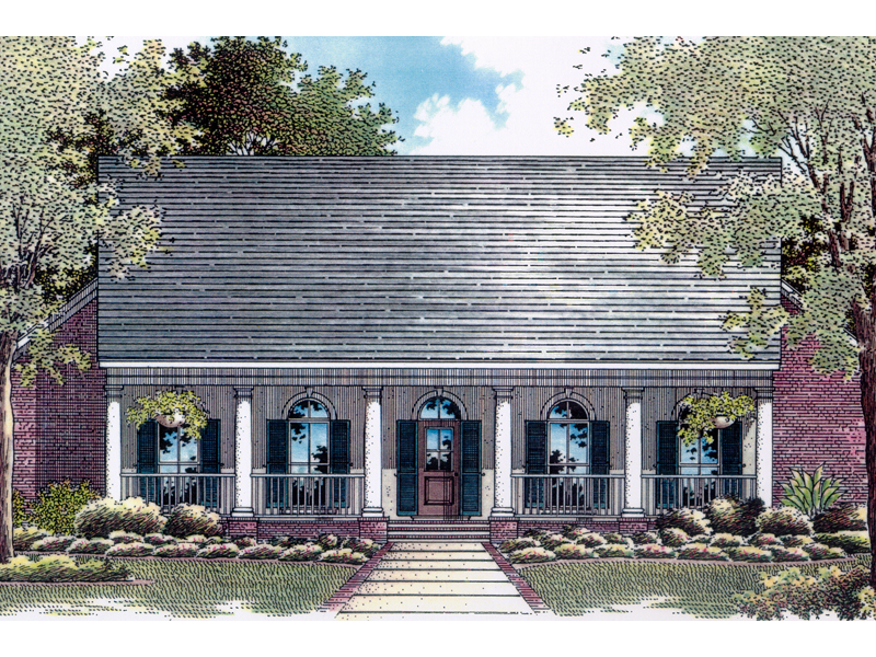 Peckham southern plantation home plan 069d 0087 house Southern plantation house plans