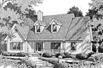 Casual Cape Cod Style Home
