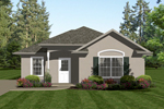 Traditional House Plan Front of Home - 069D-0109 | House Plans and More