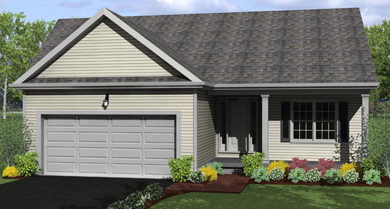 Traditional House Plan Front of Home - 070D-0699 | House Plans and More