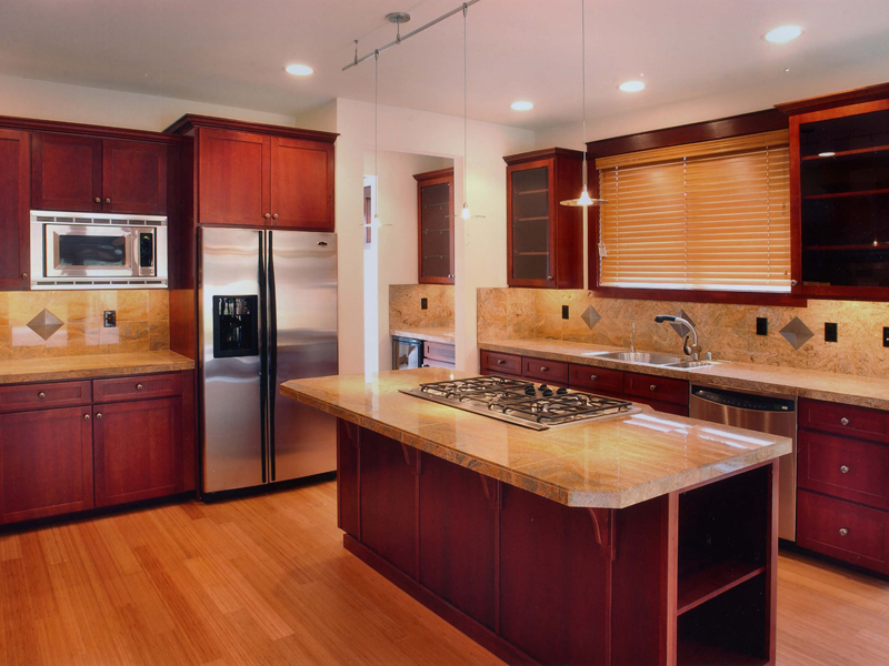 Traditional House Plan Kitchen Photo 01 071D-0003