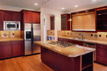 Traditional House Plan Kitchen Photo 01 - 071D-0003 | House Plans and More