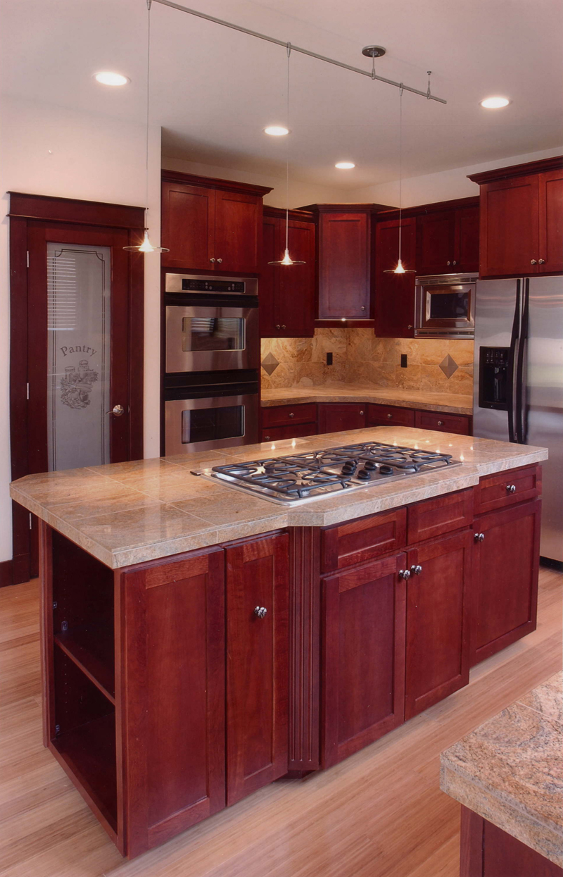 Traditional House Plan Kitchen Photo 02 071D-0003