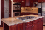 Traditional House Plan Kitchen Photo 02 - 071D-0003 | House Plans and More