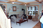 Traditional House Plan Family Room Photo 01 - 071D-0013 | House Plans and More