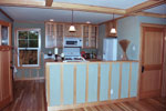 Traditional House Plan Kitchen Photo 01 - 071D-0013 | House Plans and More
