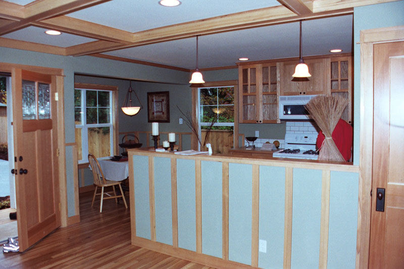 Traditional House Plan Kitchen Photo 02 071D-0013
