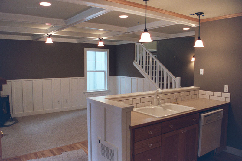 Traditional House Plan Kitchen Photo 03 071D-0013