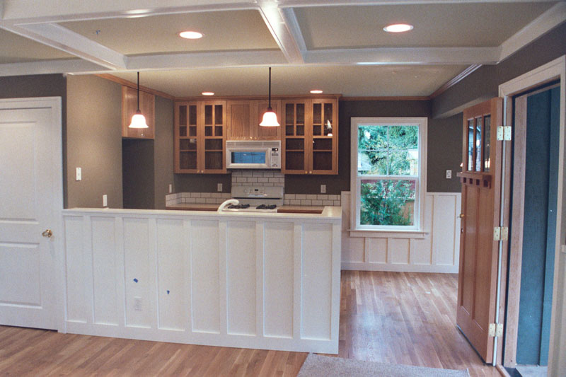 Traditional House Plan Kitchen Photo 04 071D-0013