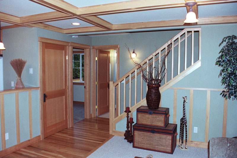 Traditional House Plan Stairs Photo 02 071D-0013