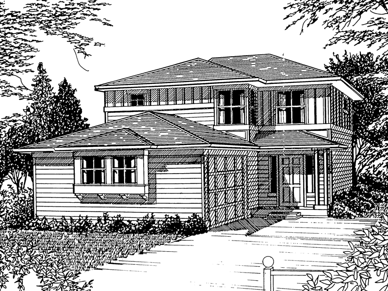 Simply Designed Home With Spacious Plan