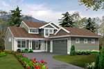 Stylish Arts & Crafts House With Side Entry Garage