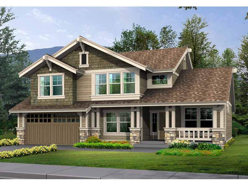 Rustic Craftsman Style House Is Hard To Ignore