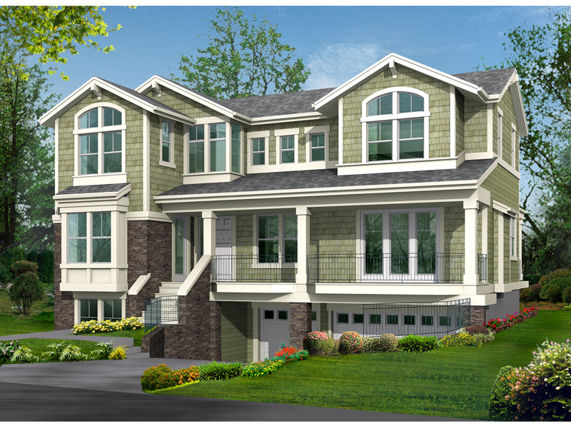 vermillion bay raised home plan 071d-0123 | house plans and more