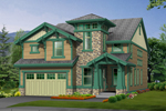 Arts And Crafts Home Boasts Luxurious Style