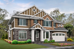 Luxurious Home Boasts Amazing Curb Appeal