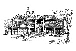 Arts & Crafts House Plan Front Image of House - 071D-0154 | House Plans and More