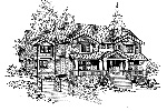 Lowcountry House Plan Front Image of House - 071D-0181 | House Plans and More