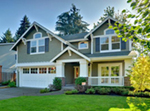 Craftsman Home Has Perfect Symmetry