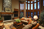 Traditional House Plan Family Room Photo 02 - 071S-0001 | House Plans and More