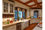 Luxury House Plan Kitchen Photo 01 - 071S-0001 | House Plans and More