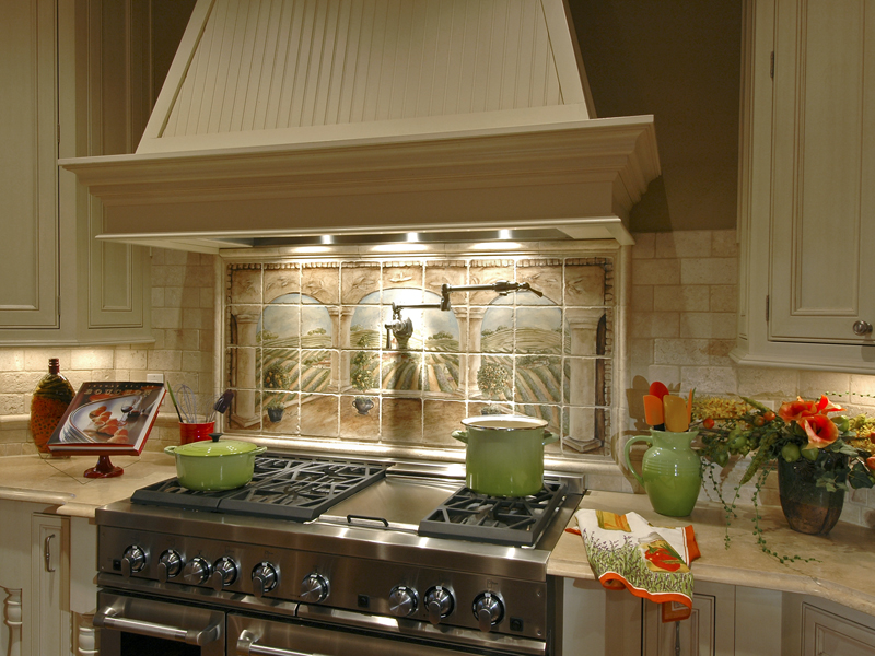 Traditional House Plan Kitchen Photo 03 071S-0001
