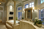 Shingle House Plan Master Bathroom Photo 01 - 071S-0001 | House Plans and More