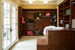 Shingle House Plan Closet Photo 01 - 071S-0002 | House Plans and More