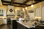 Shingle House Plan Kitchen Photo 01 - 071S-0002 | House Plans and More