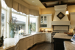 Shingle House Plan Kitchen Photo 02 - 071S-0002 | House Plans and More