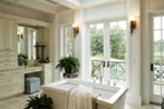 Shingle House Plan Master Bathroom Photo 01 - 071S-0002 | House Plans and More