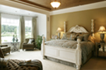 Shingle House Plan Master Bedroom Photo 01 - 071S-0002 | House Plans and More