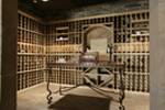 Luxury House Plan Wine Cellar Photo - 071S-0002 | House Plans and More