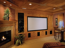 home plans with a media room or home theater | house plans and more