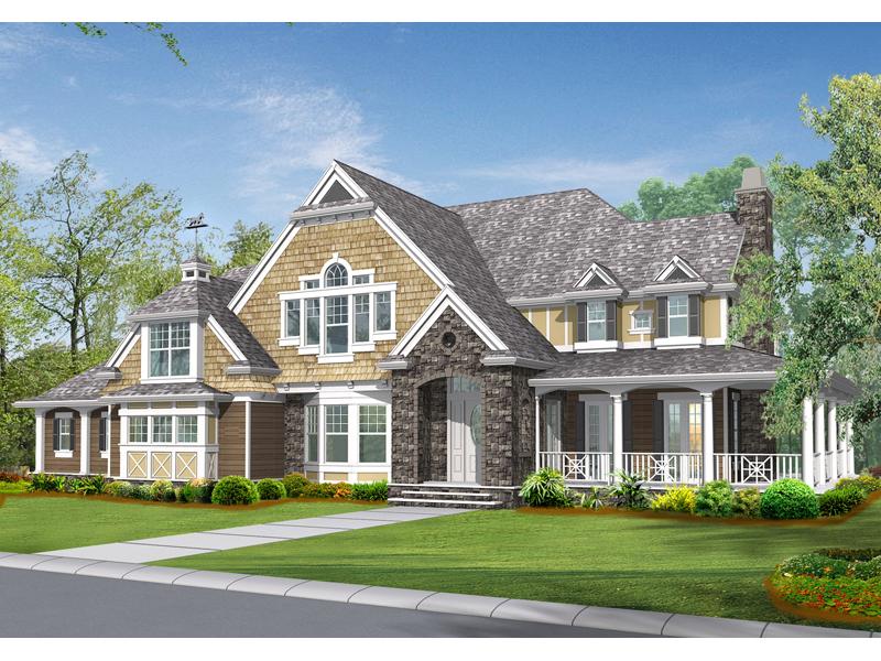 Schiller Place Craftsman Home Plan 071s 0031 House Plans