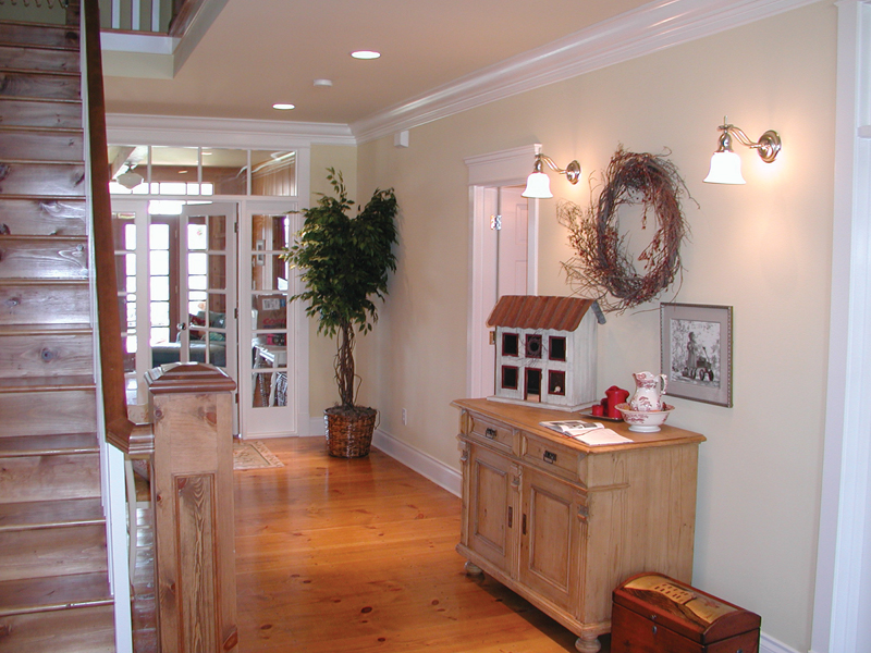 Foyer Plan You Tube : Appiam way luxury country home plan s house