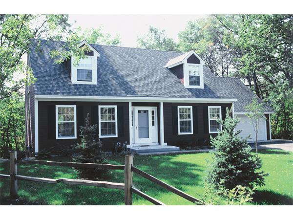 Blythe bay cape cod home plan 072d 0007 house plans and more for Cape cod house plans with attached garage