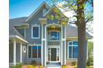 Traditional House Plan Front Photo 01 - 072D-0030 | House Plans and More