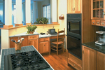 Traditional House Plan Kitchen Photo 01 - 072D-0030 | House Plans and More
