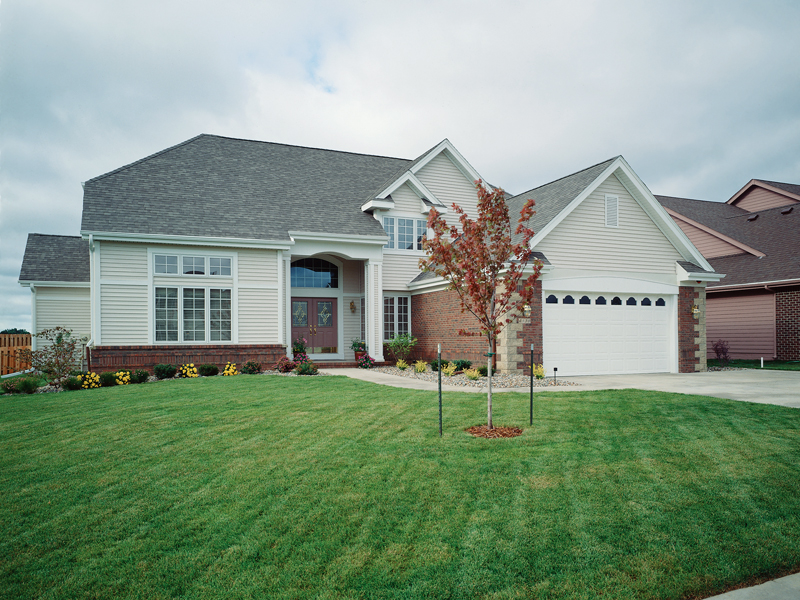 Southern House Plan Front of Home - 072D-0032 | House Plans and More
