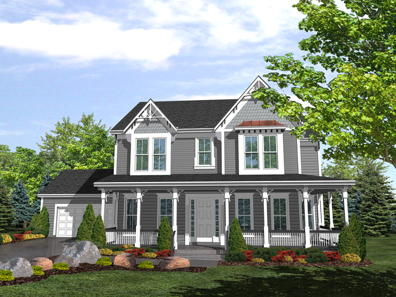 victorian style house details - Victorian Style House
