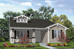 Amazing Bungalow Style Home With Craftsman Accents