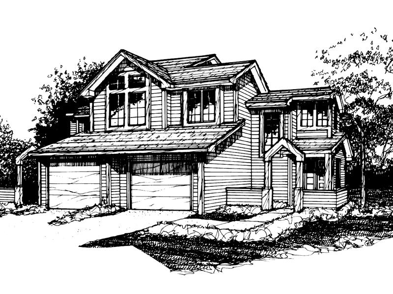 Duplex Design Makes A Perfect Starter Home