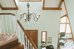 Colonial Floor Plan Stairs Photo 01 - 072D-0428 | House Plans and More