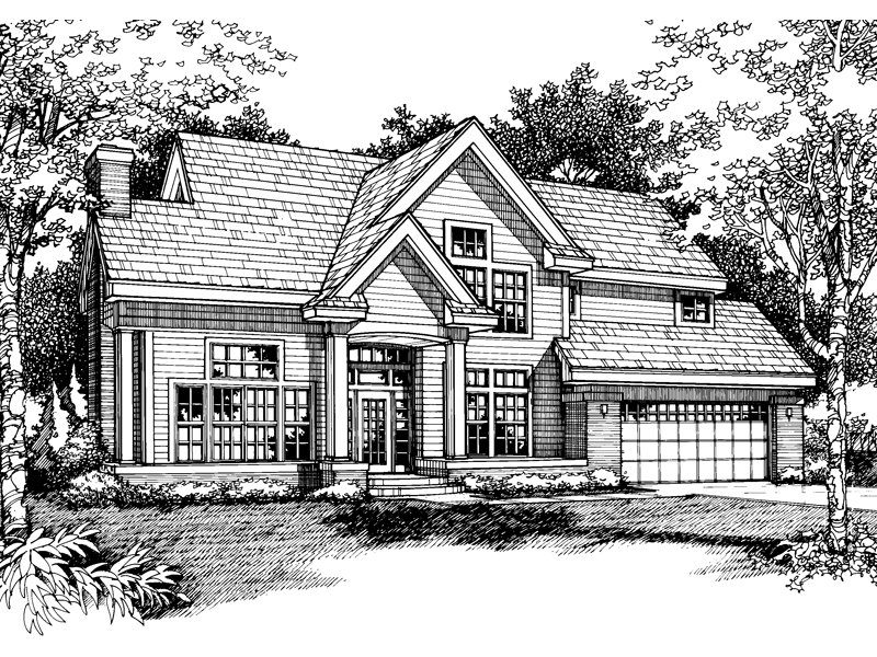 Traditional Home Provides Comfort And Style